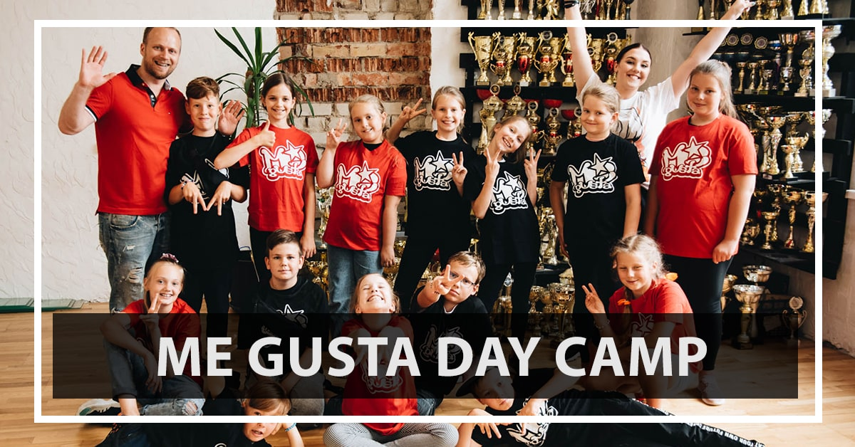 Me Gus Day camp